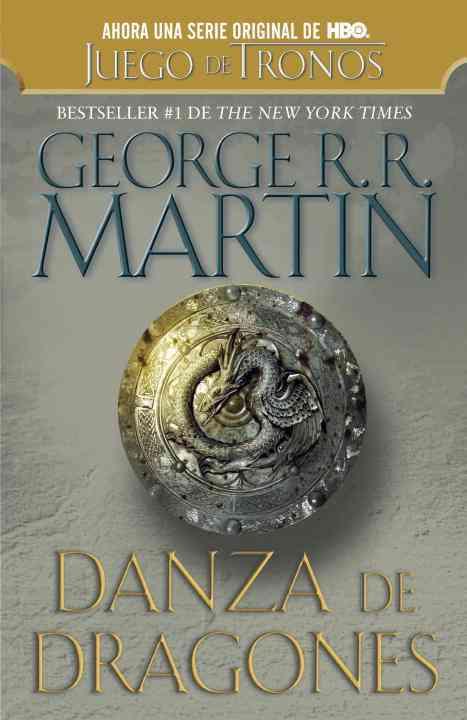 Danza de dragones / Dance of Dragons By Martin, George R. R.