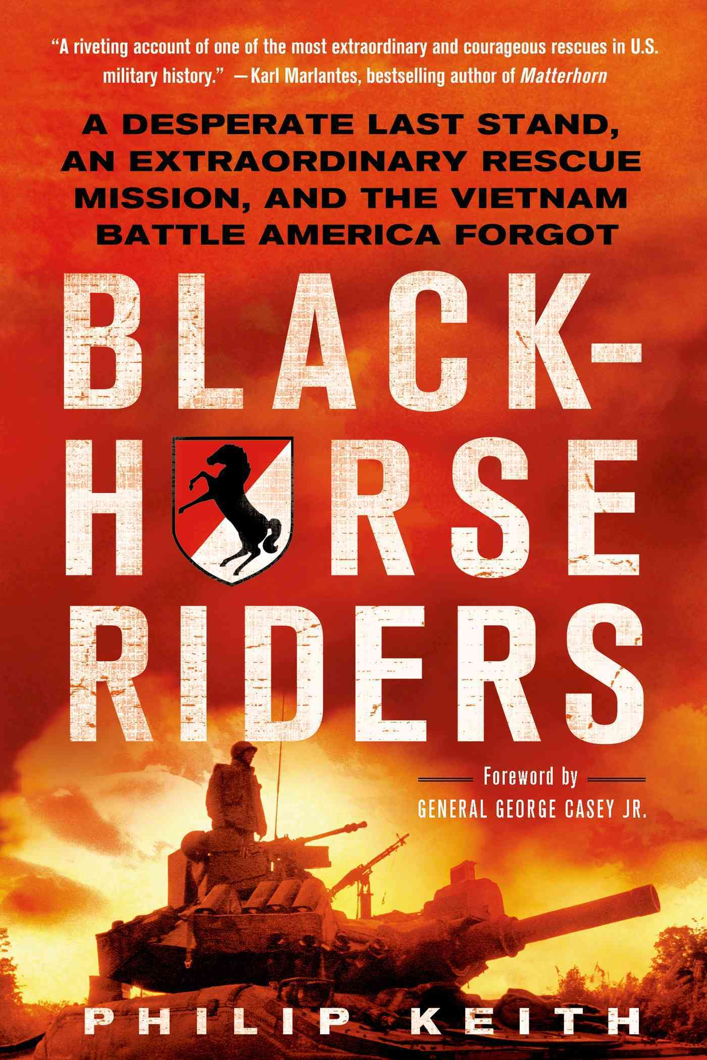 Blackhorse Riders By Keith, Philip
